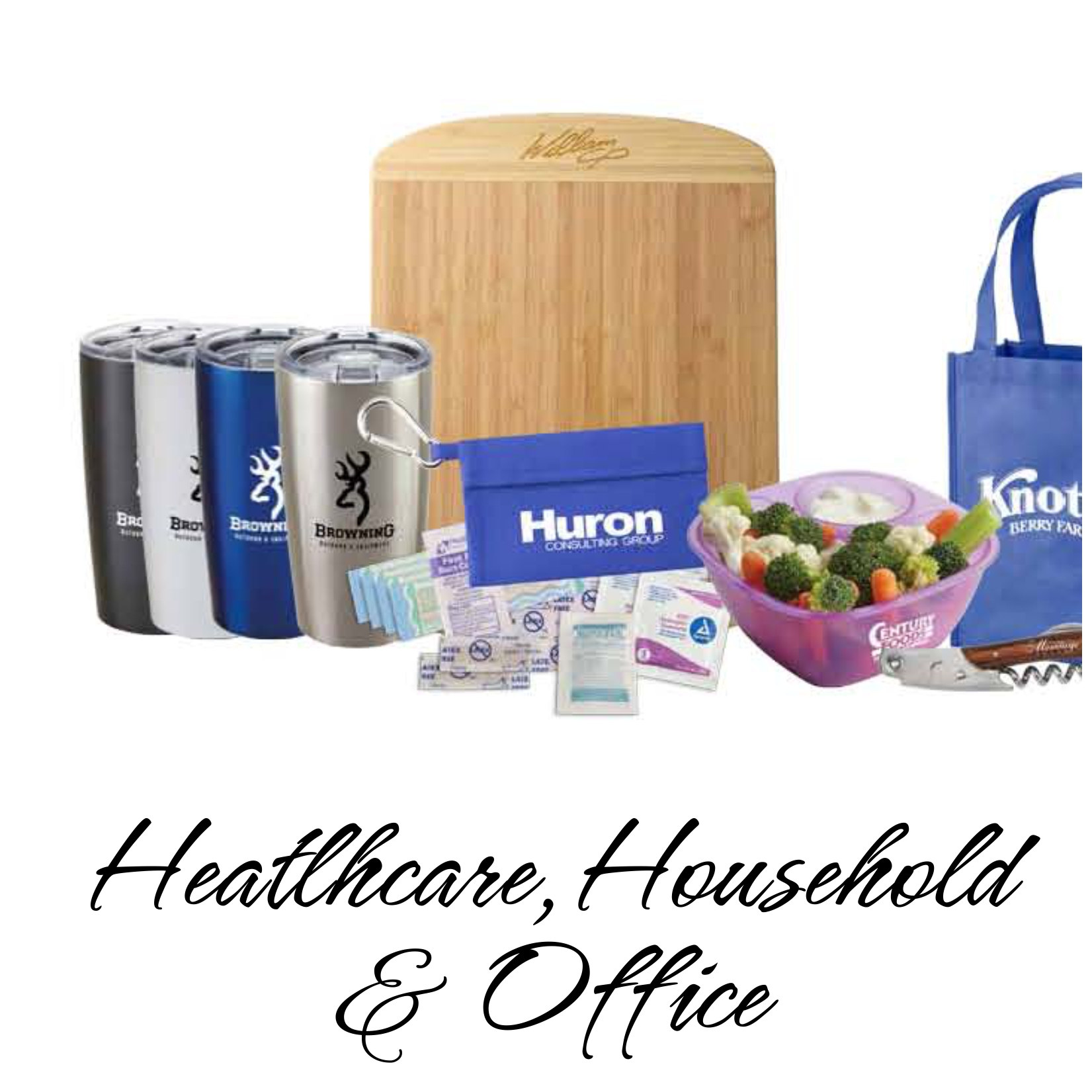 Healthcare, Household & Office